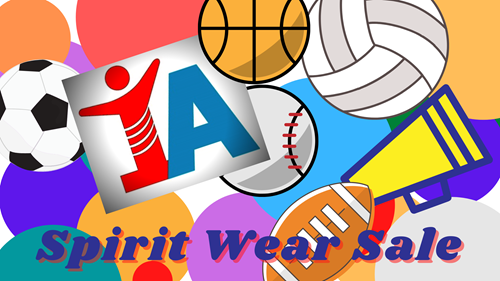 Spirit Wear Sale